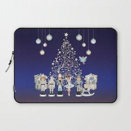 Christmas time - Nutcracker Story on Christmas eve Laptop Sleeve