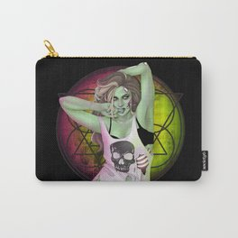 Punk Isn't Dead Carry-All Pouch