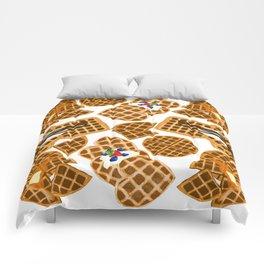 Waffle On Comforters