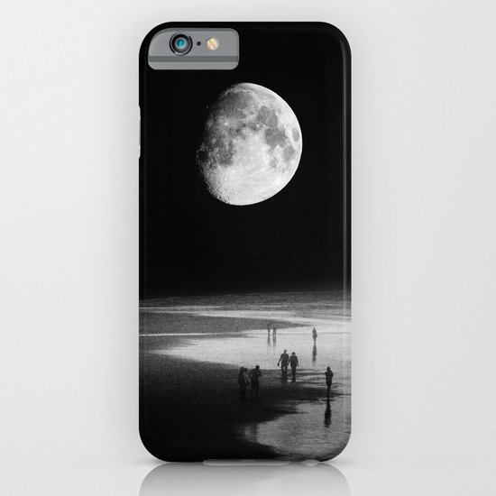 To the Moon iPhone & iPod Case