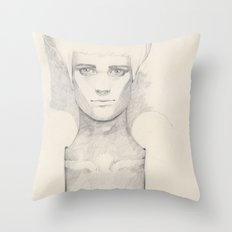 He Has it Too Throw Pillow