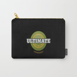 Ultimate Frisbeegolf - Disc Golf Design Carry-All Pouch