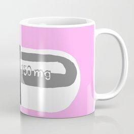 Kill Pill Pink Coffee Mug