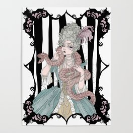 Madame Boa Poster