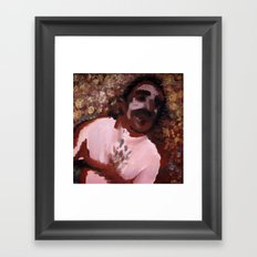 Streben (Strive) Framed Art Print