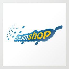 Dream Shop Art Print