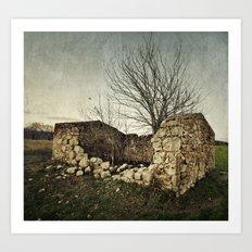 treehouse? Art Print