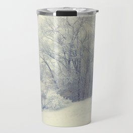 Ice castles Travel Mug
