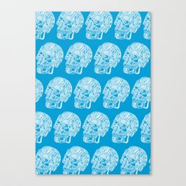 Death by water Canvas Print