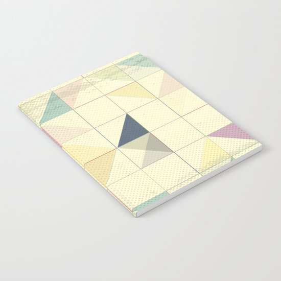 Triangles and Squares Notebook