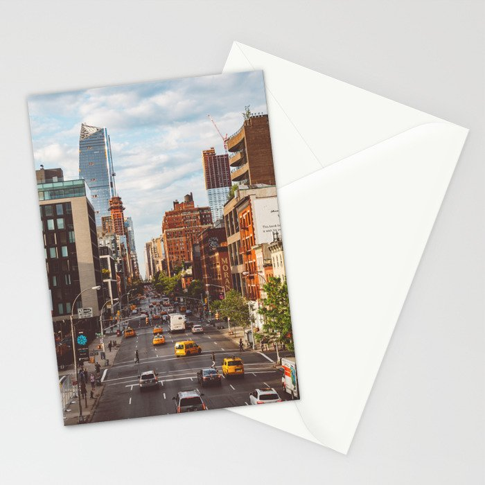 Highline View Stationery Cards