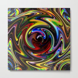 Abstract Perfection 54 Metal Print
