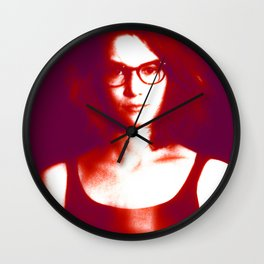 Antonina Schulz Wall Clock