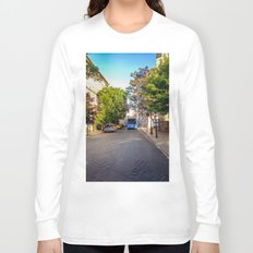 BUS IN BUDAPEST Long Sleeve T-shirt