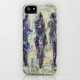 Luck Be a Lady by GJ Gillespie iPhone Case