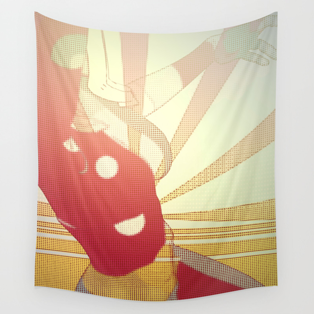Hurry On Sundown Wall Tapestry by Heinzaimer TPS3170537