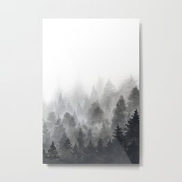 Black Forest. Metal Print