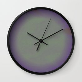 Signs in the Sky Collection - Luna Caida Wall Clock