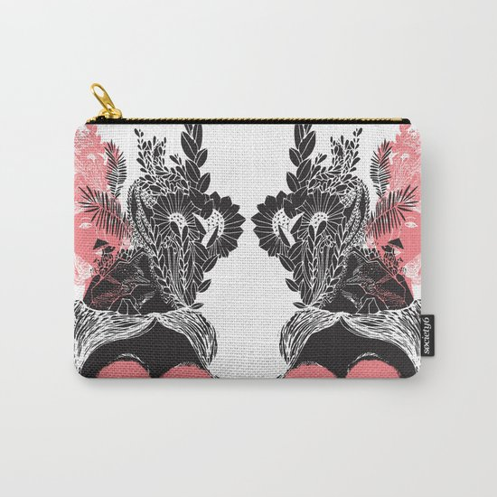 Pink POP Carry-All Pouch