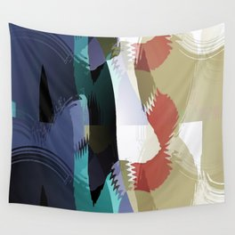 Greetings Earthling! Wall Tapestry