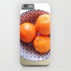 Three Oranges iPhone 6s Slim Case