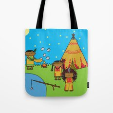 Indians Tote Bag