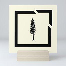 Inside-the-Box Ft. Sitka Spruce Mini Art Print