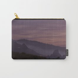 Gold Beach Sunset Carry-All Pouch