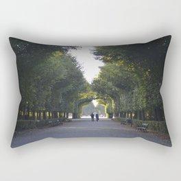 schönbrunn stroll Rectangular Pillow