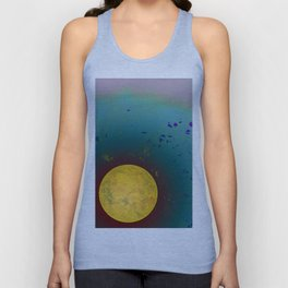 Dust 01 - Post Biological Universe Unisex Tank Top