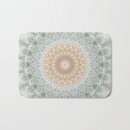 Mandala Snow Queen Bath Mat