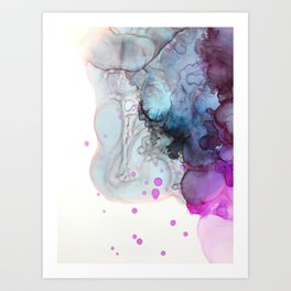 Joshua Two Art Print