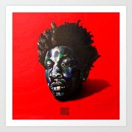 JOEY BADASS--Art II Art Print