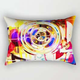 Portal into imaginary Rectangular Pillow