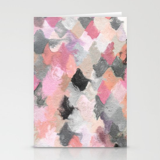 Summer Pastels Stationery Cards