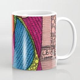Playful Meditation 8 Coffee Mug