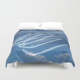 Brave Five Duvet Cover