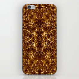 ash-0004-superstructure-gold-fs1 iPhone Skin