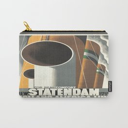 Vintage poster - Statendam Carry-All Pouch