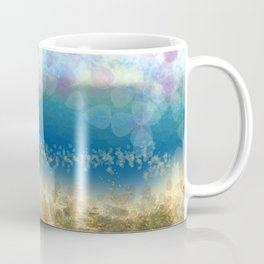 Abstract Seascape 02 wc Coffee Mug