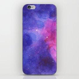 Intergalactic Space iPhone Skin