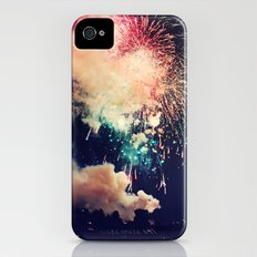 Bursts of light. iPhone (4, 4s) Slim Case