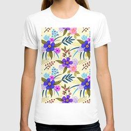 Wonderful Spring Flowers III T-shirt