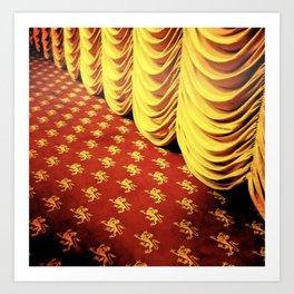 Cinestudio Art Print
