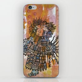The Shaman's Song iPhone Skin