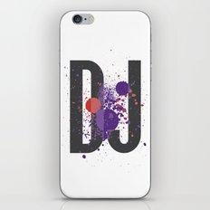 Art DJ iPhone & iPod Skin