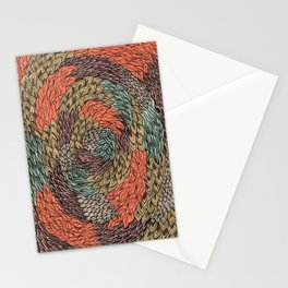 Ink Pattern no.2 Stationery Cards
