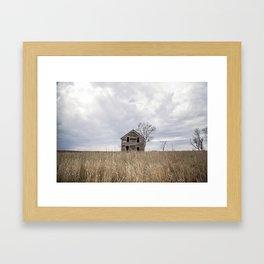 Abandoned 49 Framed Art Print