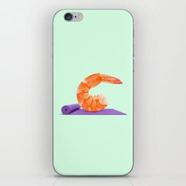 YOGAMBA iPhone Skin