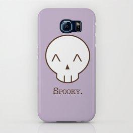 Spooky Skull Kawaii | Halloween Is Coming! iPhone Case